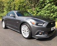 2016 FORD MUSTANG 5.0 GT CUSTOM 2d AUTO 410 BHP £29115.00