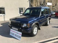 2003 LAND ROVER DISCOVERY 2.5 TD5 GS 7STR 5d AUTO 136 BHP £3795.00