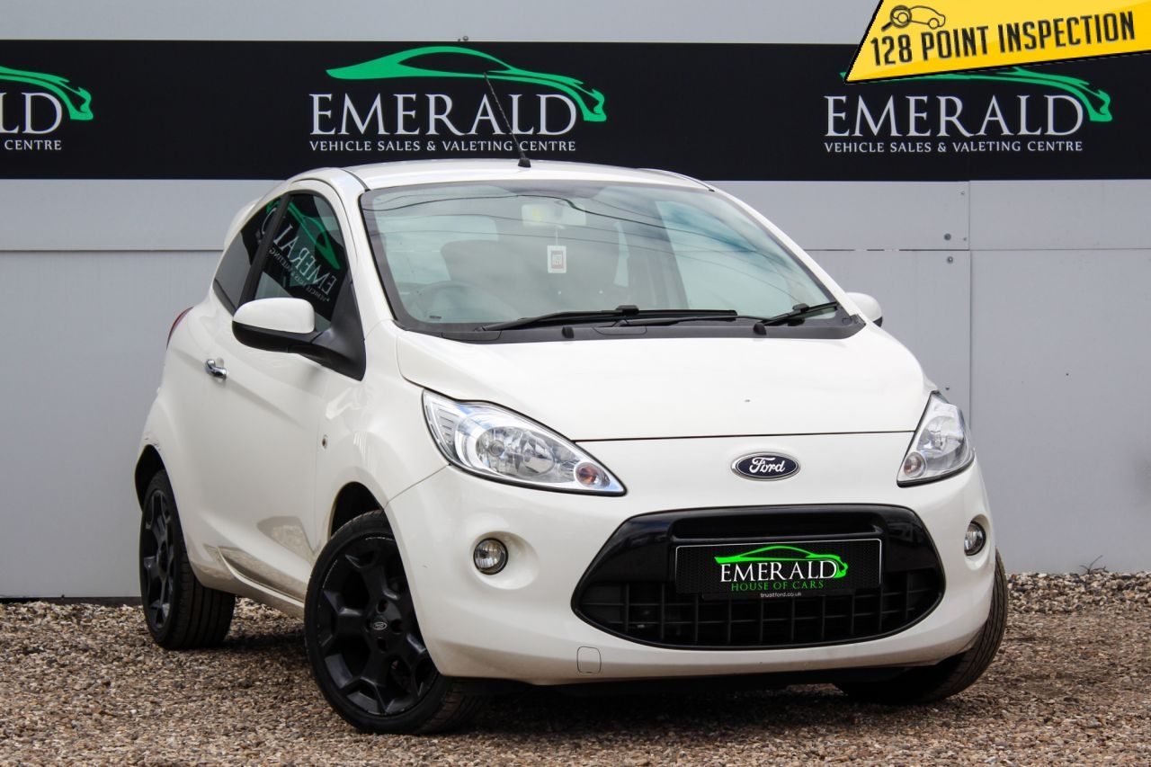 Used   Ford Ka  D  Deposit Finance Available