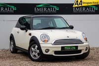USED 2009 59 MINI HATCH COOPER 1.6 COOPER 3d 118 BHP £0 DEPOSIT FINANCE AVAILABLE, AIR CONDITIONING, CLIMATE CONTROL, CLOTH UPHOLSTERY, MINI BOOST CD PLAYER, START/STOP SYSTEM, TRIP COMPUTER
