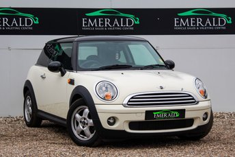2009 MINI HATCH COOPER 1.6 COOPER 3d 118 BHP £5000.00