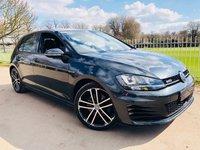 2014 VOLKSWAGEN GOLF 2.0 GTD DSG 5d AUTO 182 BHP £15000.00