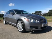 USED 2009 09 JAGUAR XF 3.0 V6 LUXURY 4d AUTO 240 BHP LOVELY CONDITION XF WITH SUPER HISTORY