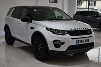 2017 LAND ROVER DISCOVERY SPORT 2.0 TD4 HSE BLACK 5d AUTO 180 BHP £30295.00