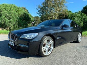 2013 BMW 7 SERIES 3.0 730D M SPORT 4d AUTO 255 BHP £16950.00