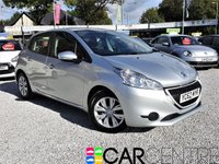 USED 2012 62 PEUGEOT 208 1.2 ACCESS PLUS 5d 82 BHP 1 PREVIOUS OWNER +FULL SERVICE