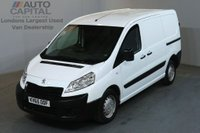 USED 2015 65 PEUGEOT EXPERT 1.6 HDI 1000 L1H1 PROFESSIONAL 6d 90 BHP SWB AIR CON FWD PANEL VAN AIR CONDITIONING / ONE OWNER