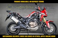 USED 2017 66 HONDA CRF1000L AFRICA TWIN 1000CC GOOD & BAD CREDIT ACCEPTED, OVER 500+ BIKES IN STOCK