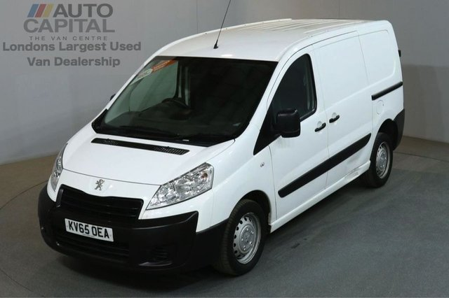 2015 65 PEUGEOT EXPERT 1.6 HDI 1000 L1H1 PROFESSIONAL 6d 90 BHP SWB AIR CON FWD VAN AIR CONDITIONING / ONE OWNER