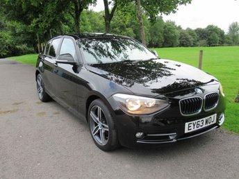 2013 BMW 1 SERIES 1.6 116I SPORT 5d 135 BHP £9950.00