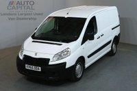 USED 2015 65 PEUGEOT EXPERT 1.6 HDI 1000 L1H1 PROFESSIONAL 5d 90 BHP SWB AIR CON PANEL VAN AIR CONDITIONING / ONE OWNER
