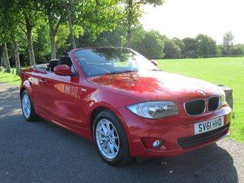 2011 BMW 1 SERIES 2.0 118D SE 2d 141 BHP £8650.00