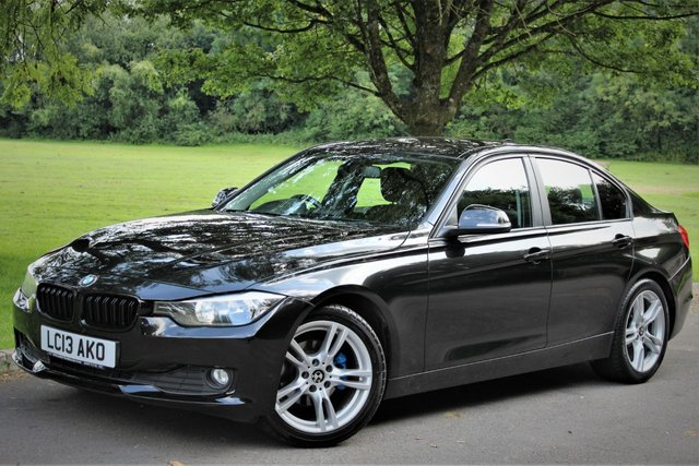 2013 13 BMW 3 SERIES 2.0 320D EFFICIENTDYNAMICS 4d 161 BHP