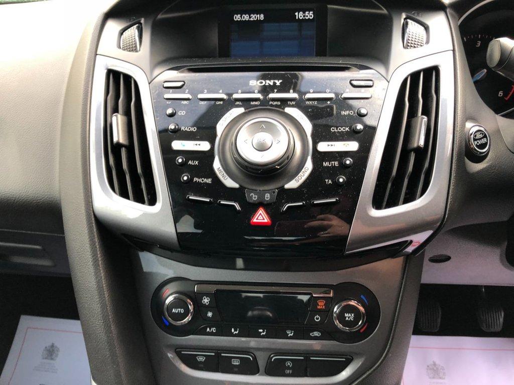 2012 Ford Focus Titanium Tdci 115 5895 Clock Used 16 5d 114 Bhp