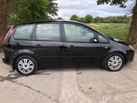 USED 2004 FORD C-MAX 1.8 C-MAX GHIA 5d 120 BHP