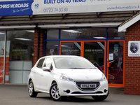 USED 2013 62 PEUGEOT 208 1.2 ACCESS PLUS 5dr ** Low Miles + Only £20 Road Tax **