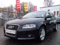 USED 2008 58 AUDI A3 1.9 TDI SE Sportback 5dr 2 OWNERS+HISTORY+CLIMATE