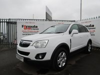 USED 2015 65 VAUXHALL ANTARA 2.2 CDTi Exclusiv (s/s) 5dr LOW MILES+1 OWNER+VALUE
