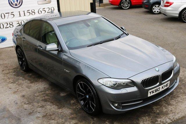 2010 60 BMW 5 SERIES 3.0 525D  AUTO 202 BHP (FINANCE & WARRANTY)