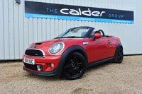 2015 MINI ROADSTER 1.6 COOPER S 2d 181 BHP £10741.00