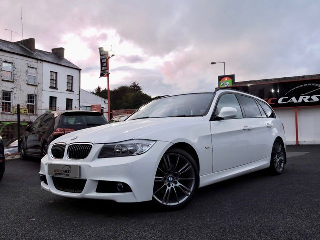 2010 BMW 3 SERIES 2.0 320D SPORT PLUS EDITION TOURING 5d 181 BHP