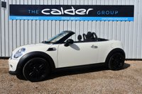 2014 MINI ROADSTER 1.6 COOPER 2d 120 BHP £9550.00