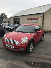 USED 2009 09 MINI HATCH ONE 1.4 ONE 3d 94 BHP
