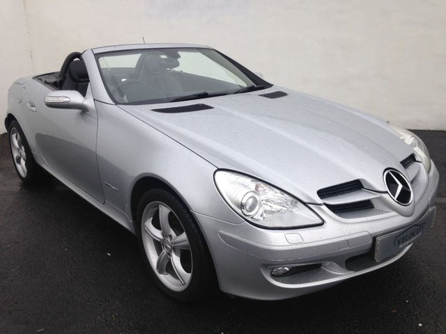 View our MERCEDES-BENZ SLK 200