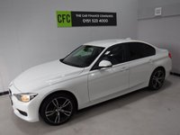 2013 BMW 3 SERIES 2.0 318D SPORT 4d 141 BHP £10000.00