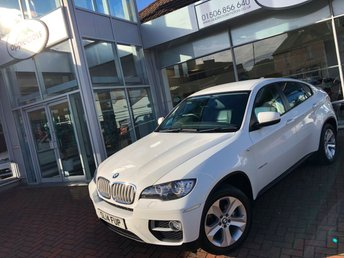 2014 BMW X6 3.0 XDRIVE40D 4d AUTO 302 BHP £SOLD