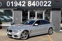 2016 BMW 4 SERIES 2.0 420D M SPORT GRAN COUPE 4d AUTO 188 BHP £18995.00