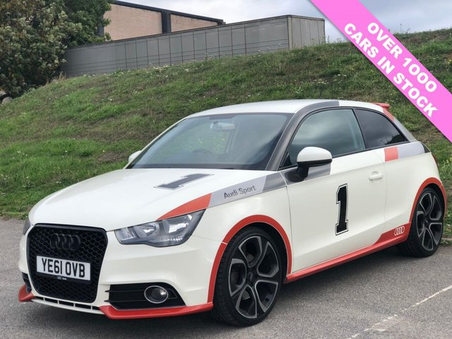 View our 2011 61 AUDI A1 1.4 TFSI COMPETITION LINE 3d 122 BHP