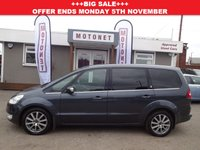 USED 2008 08 FORD GALAXY 1.8 GHIA TDCI 5DR DIESEL 7 SEATER 125 BHP ++++BUY NOW PAY NEXT JANUARY 2019++
