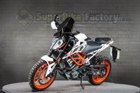 USED 2017 67 KTM DUKE 390 GOOD & BAD CREDIT ACCEPTED, OVER 500+ BIKES IN STOCK