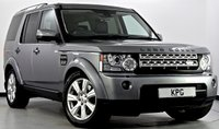 USED 2013 62 LAND ROVER DISCOVERY 4 3.0 SD V6 HSE 5dr Auto [8] Stunning Example, Great Spec +