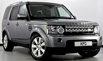 2013 LAND ROVER DISCOVERY 4 3.0 SD V6 HSE 5dr Auto [8] £24995.00