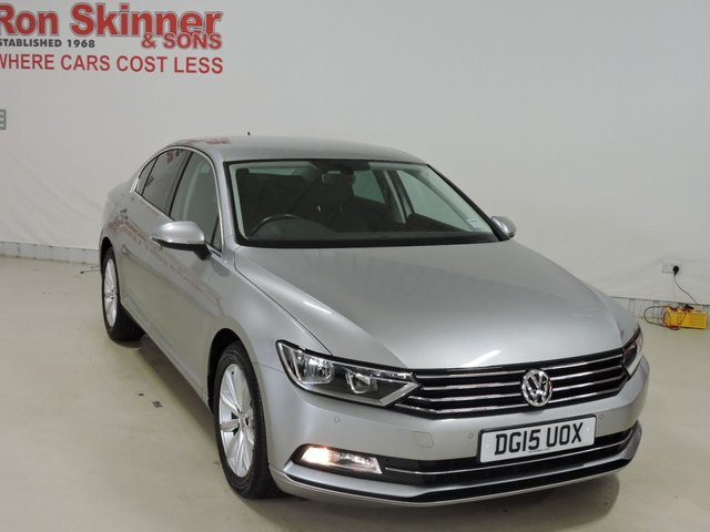 View our 2015 10 VOLKSWAGEN PASSAT 2.0 SE BUSINESS TDI BLUEMOTION TECHNOLOGY 4d 148 BHP