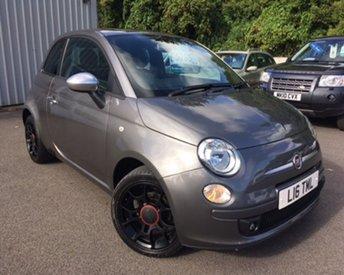 2013 FIAT 500 1.2 STREET 3d 69 BHP £5795.00