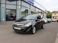 USED 2014 64 VAUXHALL CORSA 1.2 SXI 3d