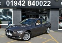 USED 2012 12 BMW 3 SERIES 2.0 320I LUXURY 4d AUTO 181 BHP