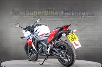 USED 2017 17 HONDA CBR125 R-F  GOOD & BAD CREDIT ACCEPTED, OVER 500+ BIKES IN STOCK