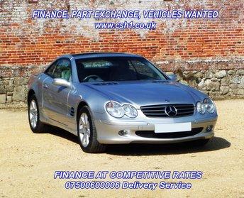 2003 MERCEDES-BENZ SL 3.7 SL350 2d AUTO 245 BHP £7995.00