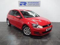 2013 VOLKSWAGEN GOLF 1.6 SE TDI BLUEMOTION TECHNOLOGY 5d 103 BHP £6800.00