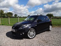2014 SUZUKI SWIFT 1.6 SPORT 3d 134 BHP £7490.00
