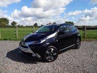 2015 TOYOTA AYGO 1.0 VVT-I X-CLUSIV 5d 69 BHP £6690.00