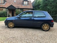 USED 1994 L RENAULT CLIO 2.0 WILLIAMS 1 16V,REDUCED TO SELL,COST MORE TO RESTORE,POSS,PX,SWAP,HPI CLEAR,FSH,MINT