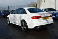 USED 2014 14 AUDI A4 2.0 TDI S LINE BLACK EDITION 4d 148 BHP