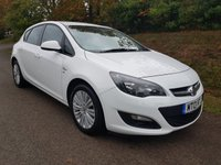 USED 2013 13 VAUXHALL ASTRA 1.6 ENERGY 5d 113 BHP **2 OWNERS**FULL HISTORY**SUPERB DRIVE**