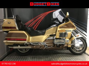 View our HONDA GL1500 GOLDWING