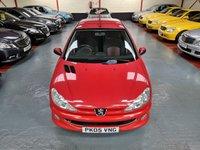 2005 PEUGEOT 206 1.1 SPORT S 5d  £950.00